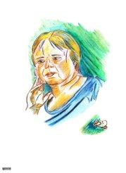 Matante (pinceaux et crayons)