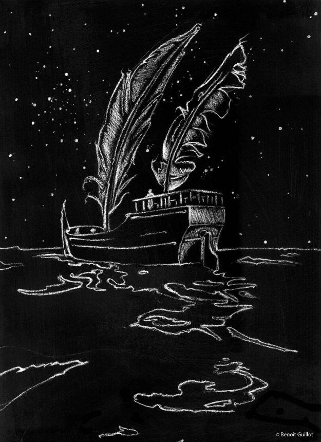 'Y a l'bateau... (bis)