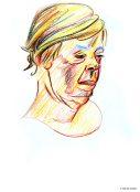 Berthe (crayons)