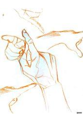 Mains (étude)