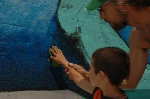 Collectif murale (21 Juin 2013-1)