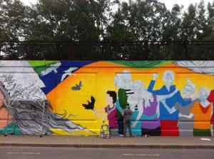 Collectif murale (2 Juillet 2013-2)