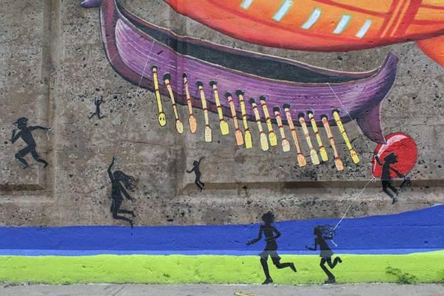 Collectif murale (24 Juillet 2013-1)