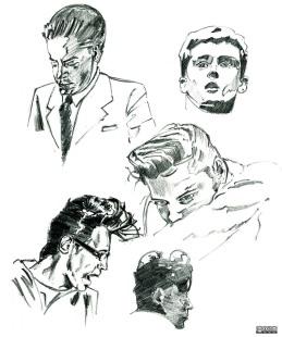 Portraits (graphite-2)