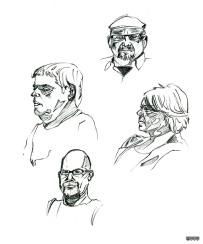 Portraits (graphite-7)