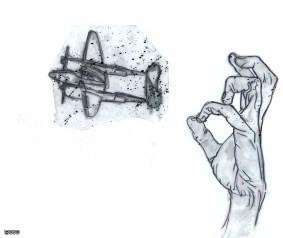 Assassin (papier calque - 2)