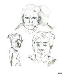 Portraits (graphite-8)