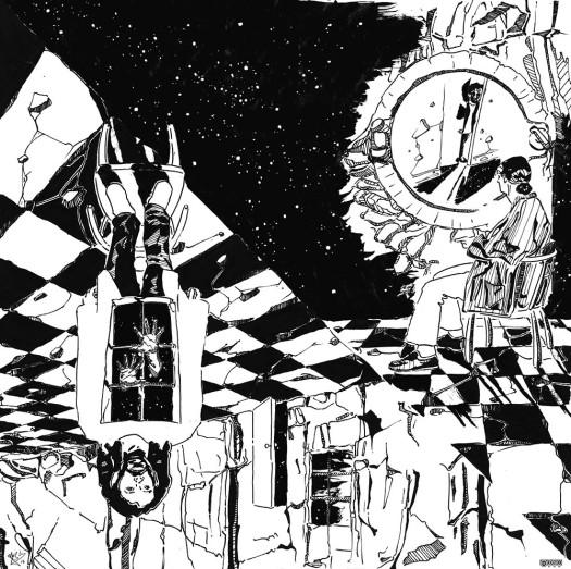 Recto (inspirée d'une nouvelle de Lovecraft)