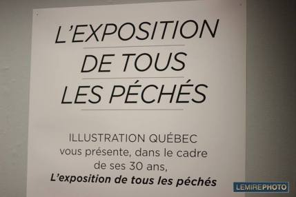 Exposition collective à l'occasion du 30ème anniversaire d'Illustration Québec