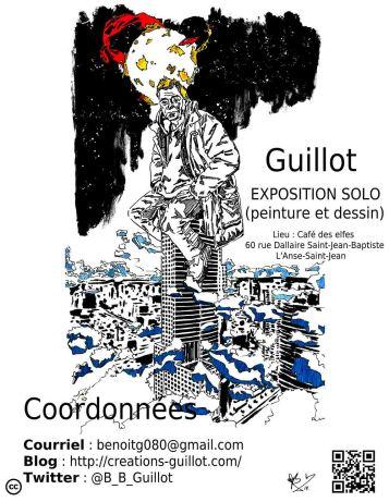 À l'occasion du « Symposium village en couleurs » au « Café du Quai » ( http://www.cafeduquai.ca/).