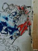 Paroi-09 (détail - cheveux)
