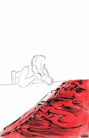 Attendre (croquis)