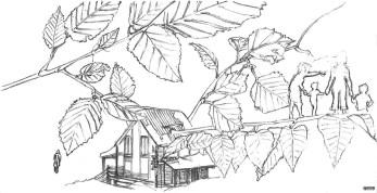 Pour une potentielle murale (maison familiale-1)