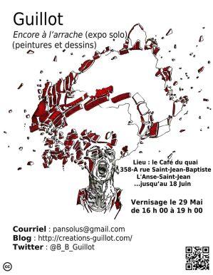 Affiche (exposition Mai-Juin 2015)
