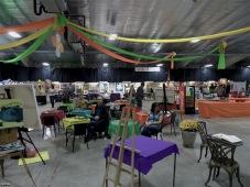 Kiosques (dans l'aréna)