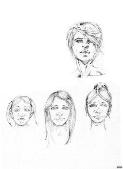 Portraits (femmes)