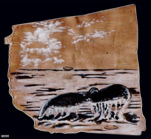 Gouvernail (baleine)