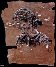 Le stakhanoviste (auto-portrait)
