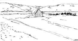 La grange (droite)