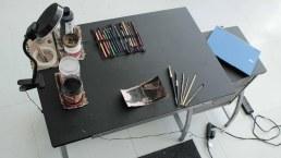 Atelier (Table de dessin)