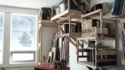 Atelier (caisses-rangements)