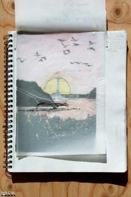 Maquette (page 1 - baleine)