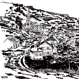 L'Anse (1916 - détail)